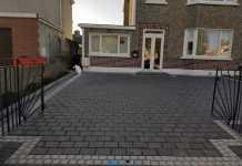 Artane Block Paving Driveway
