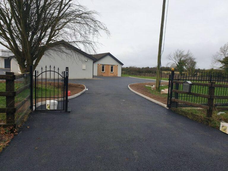 Asphalt Driveway in Drogheda