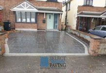 Belvedere Flagstone Driveway in Balbriggan, Co. Dublin
