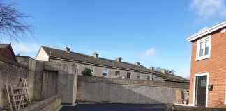 New Asphalt Driveway with Cobbled Border in Ballybrack, Dublin